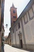 Old Street Of Sinalunga