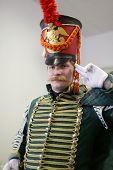Saluting Hussar