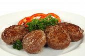 Four Cutlets