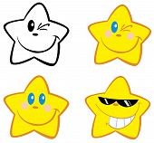 Happy Little Stars
