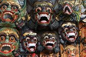 Ubud Market Is A Famous Market In Bali A Lot Of Tradition Handcraft Product Just Like Traditional Ba poster