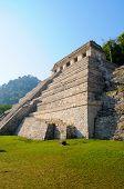 Palenque Pyramid, Mexico