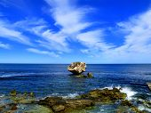 Ponto Peron, Austrália Ocidental