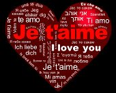 Je t ' aime