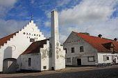 Castle Dragsholm outbuilding, Denmark