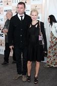 SANTA MONICA, CA - FEB 26: Liev Schreiber (L) and Naomi Watts at the 2011 Film Independent Spirit Aw