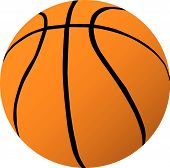 Постер, плакат: Баскетбол