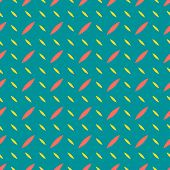 Summer Style Colorful Geometric Seamless Pattern. Simple Vector Abstract Texture With Small Shapes,  poster