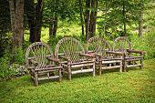 Willow Garden Chairs