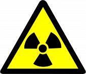 Radioactive Warning Symbol