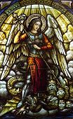 St. Michael the Archangel Stained Glass