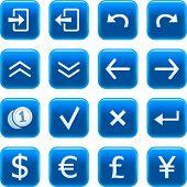 Web Icons / Buttons. Part Five