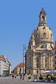 Frauenkirche Church, Dresden, Germany