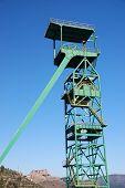 Cardona mine tower