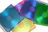 Cd Cases Color