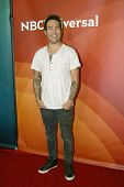 PASADENA, CA - JAN. 7: Pete Wentz arrives at the NBCUniversal 2013 Winter Press Tour at Langham Huntington Hotel & Spa on January 7, 2013 in Pasadena, California