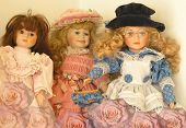 Romantic Dolls