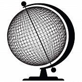 Geographic Tools - Globe