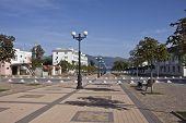 Novorossiysk. Chernyakhovsky Street