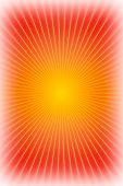 Red Sunburst Background Or Texture
