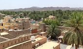 stock photo of oman  - The historical city in the Sultanate of Oman - JPG