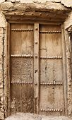 Antique Door, Oman