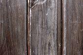 Weather-beaten Wooden Boards