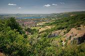 View of Cheddar (Cheddar Gorge Cliffs)