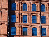 Historic Factory Building Style