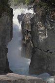 Nairn Falls Provincial Park, Whistler vertical