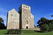 Historic Castle Of Turku, Finland