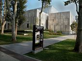 The Barnes Foundation In Philadelphia, Pennsylvania