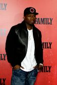 NEW YORK-SEP 10: Rapper 50 Cent attends