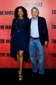 NEW YORK-SEP 10: Grace Hightower and Robert DeNiro attend
