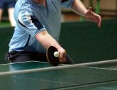 Table Tennis Player