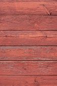Red Wooden Wall Texture Great As Background