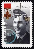 Postage Stamp Australia 1995 Rawdon Hume Middleton, Pilot