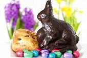 Self-made Easter Bunny