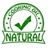 Natural cooking oil