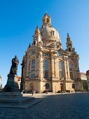 Fraunekirche - The Most Known Cathedral In Dresden