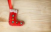 Santa Boot Toy