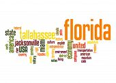 Florida Word Cloud