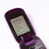 Spanish Texting Screen