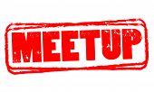 Meetup Stamp