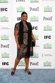 LOS ANGELES - MAR 1:  Octavia Spencer at the Film Independent Spirit Awards at Tent on the Beach on