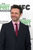 LOS ANGELES - MAR 1:  Michael Sheen at the Film Independent Spirit Awards at Tent on the Beach on Ma