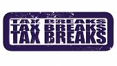 Tax Breaks Stamp