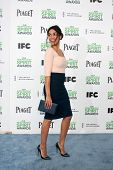 LOS ANGELES - MAR 1:  Rosario Dawson at the Film Independent Spirit Awards at Tent on the Beach on M
