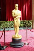 LOS ANGELES - MAR 2:  Oscar Statue at the 86th Academy Awards at Dolby Theater, Hollywood & Highland