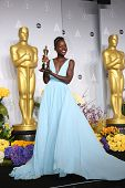 LOS ANGELES - MAR 2:  Lupita Nyong'o at the 86th Academy Awards at Dolby Theater, Hollywood & Highla